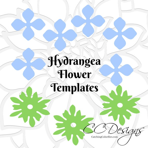 Paper flower wedding decorations diy paper flower templates il570xn junglespirit Images