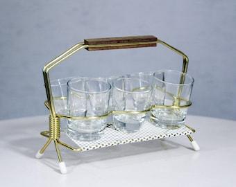 Vintage glasses holder