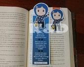 The Little Explorer . Magnetic and Regular Bookmark