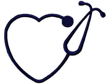 Monogram Frame Stethoscope