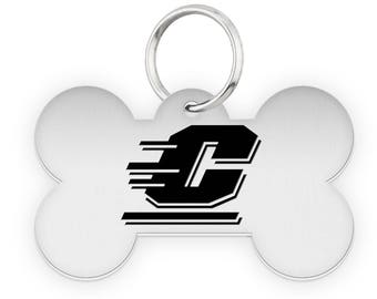 Central Michigan University CMU Dog Tags | Pet Tags | Cat Tags | Necklace | College Pet Tags