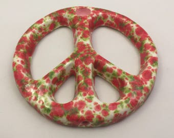 Peace Pipe - Floral