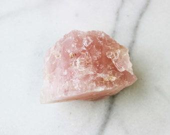 Rose Quartz Crystal | #2