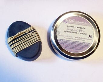 Organic and natural Detox deodorant