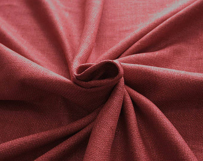 452102-natural Silk Rustic 100%, wide 135/140 cm, made in India, dry-washed, weight 312 gr