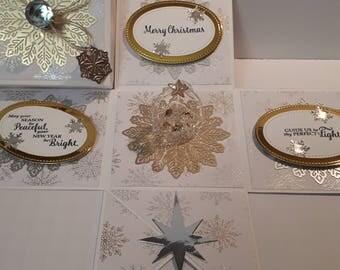 Christmas card (exploding box)