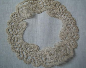 13 cm CANTU lace for coasters/table cloths
