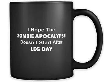 Funny Prepper Mug, Funny Fitness Mug, Fitness Trainer Gift, Personal Trainer, Workout Mug, Workout gift, Fitness Gift Gym Mug Gym Gift #a159