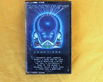Journey - Frontiers- Cassette Tape 1983