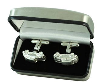Volkswagen Beetle Car Cufflinks