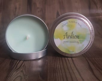 Aedion - Throne of Glass soy candle