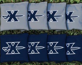 Xavier University Musketeers Cornhole Bag Set