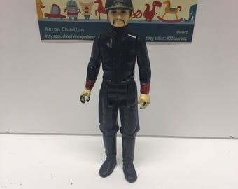 Vintage Star Wars Bespin Security Guard Figure