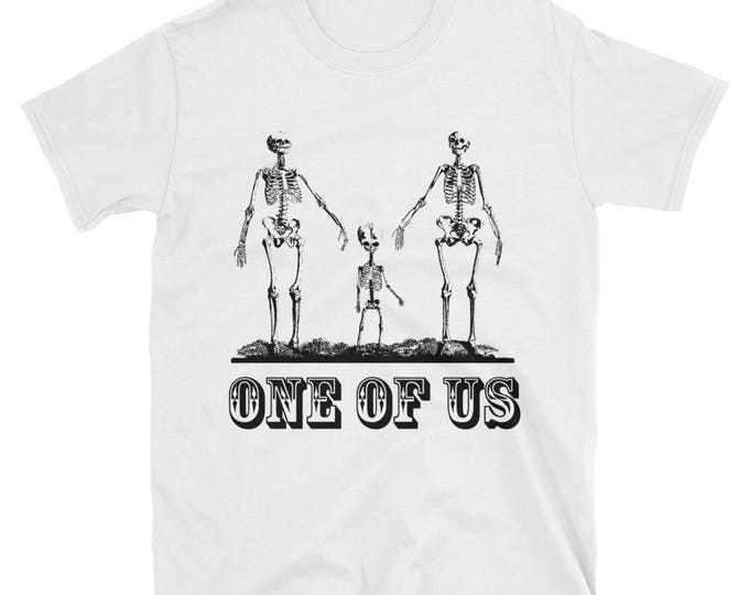 One Of Us Tee- White