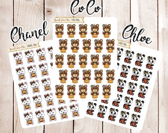 Beary Fall Candles 0144
