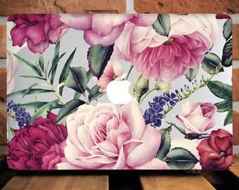 Flowers MacBook Case MacBook Air 11 Cover Mac Case MacBook Air 11 Case MacBook Pro 13 Case Laptop Case New Macbook Pro 13 Cover Sun WCm227