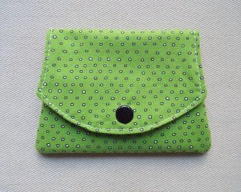 Little handmade science wallet