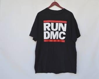 RUN DMC t-shirt / XXL