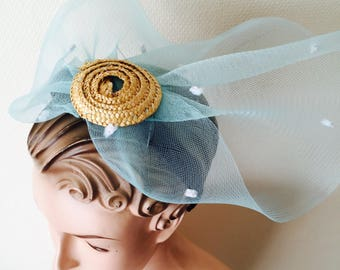 headband fascinator headband show Theater cocktail wedding ceremony