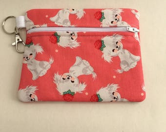 Medium Zippered pouch