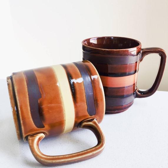 Made In JAPAN Vintage Coffee Mugs