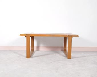 Danish Teak Coffee Table By Niels Bach,1960s
