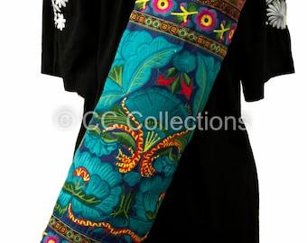 YOGA MAT BAG I,L carrier tribal Pilates Fitness Bag hill tribe hmong hipster boho chic roll Carrier tube