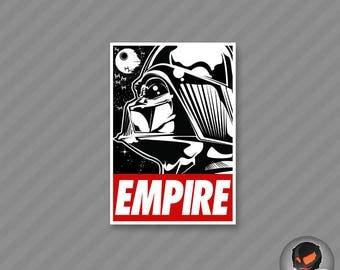 EMPIRE (Sticker)