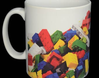 Mug - Toy Bricks Mug (lego)