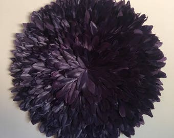 Juju Hat Style Wall Hanging - Royal Purple **PRE-ORDER**