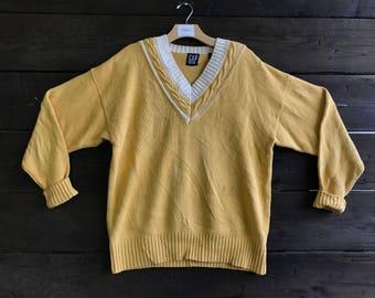 Vintage 90s Gap Knit Sweater