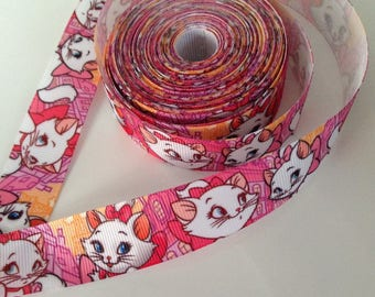 Mary sold by the yard, width 22mm grosgrain Ribbon