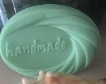 Handmade Soap.Oval handmade Soap,Soap Gift