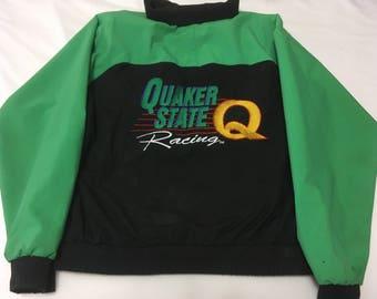 Quaker State Racing Jacket Vintage