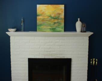 Landscape // acrylic on canvas // original artwork // fine art
