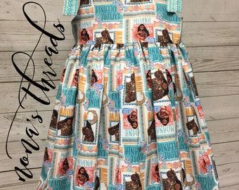 Disney's Moana Dress