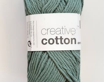 Rico Creative Cotton Aran Patina 043