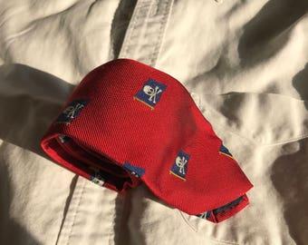 Ralph Lauren Rugby Jolly Roger tie