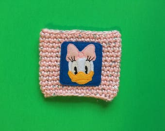 Pretty Duckling Coffee Cozy
