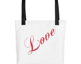 CSP Love Tote bag