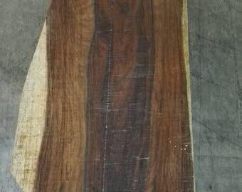 "Cocobolo wood, musical grade billets 1 3/8"" x 6-7"" x 20"" Vertical grain"