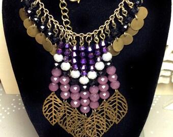 Ethnic Choker necklace choker