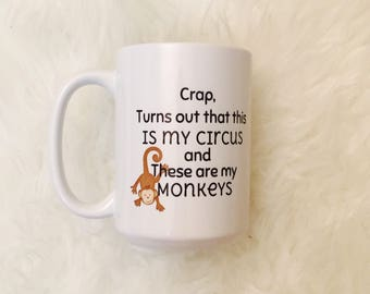 Funny mug that makes a great gift!