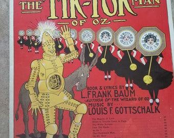 The Tik Tok Man Sheet Music