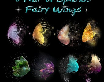 Sparkle Fairy Wings