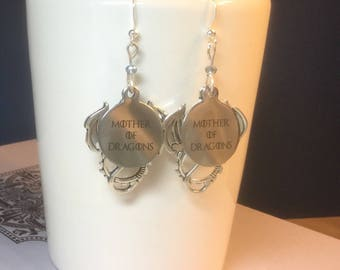 Mother of Dragons Earrings