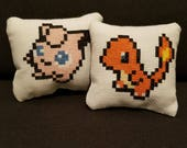 Custom Pokemon Pillows...