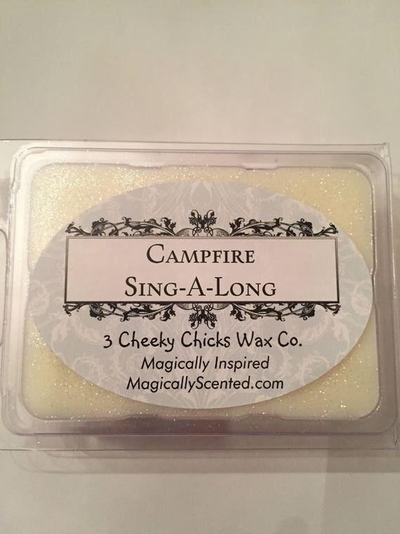 Campfire Sing-A-Long Wax Melt