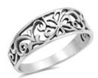 Summer Celtic Toe Ring (adjustable)