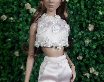 "LOVELY DOVELY - Look 5 - Fashion for Fr2, Barbie, Silkstone and same size 12"" doll"